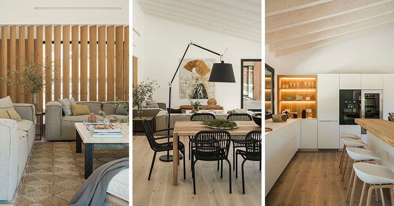 Susanna Cots Has Designed A Light Filled Interior For A