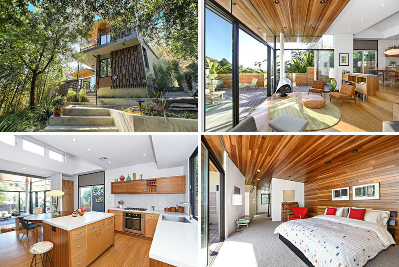 Architect Glen Bell Of Dex Studio Has Designed The Contemporary Renovation A House And