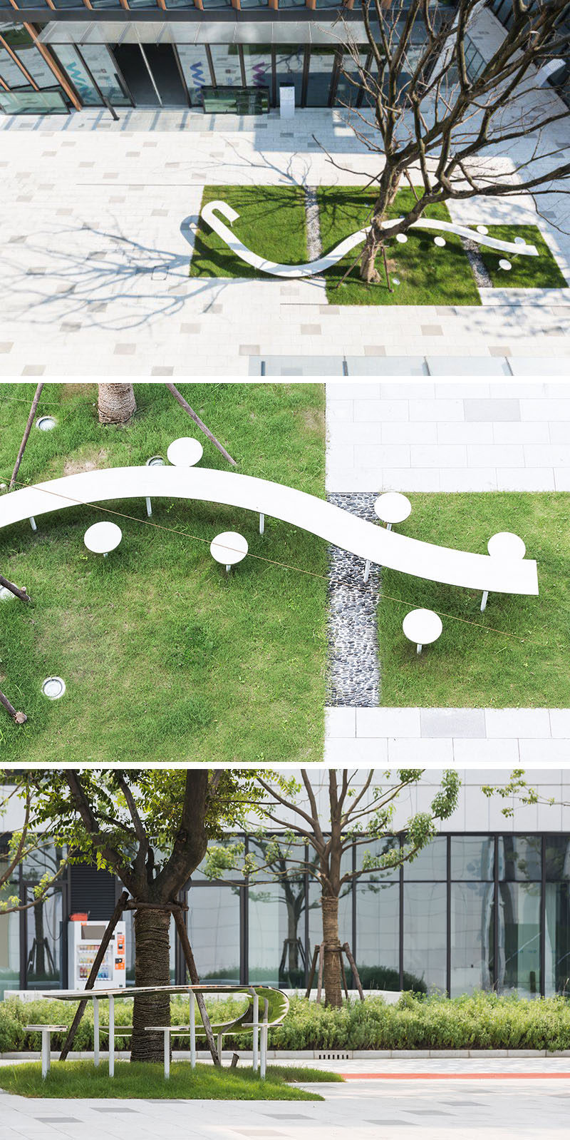 Award Winning Street Furniture And Landscape Designs From The A' Design Award & Competition