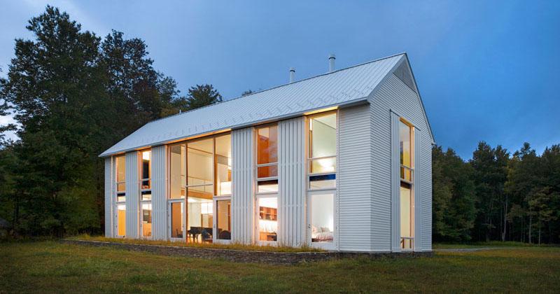 Pennsylvania farmhouse by cutler anderson architects for Jim cutler architect