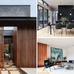 This Modern Australian House Wraps Around A Courtyard For Indoor / Outdoor Living