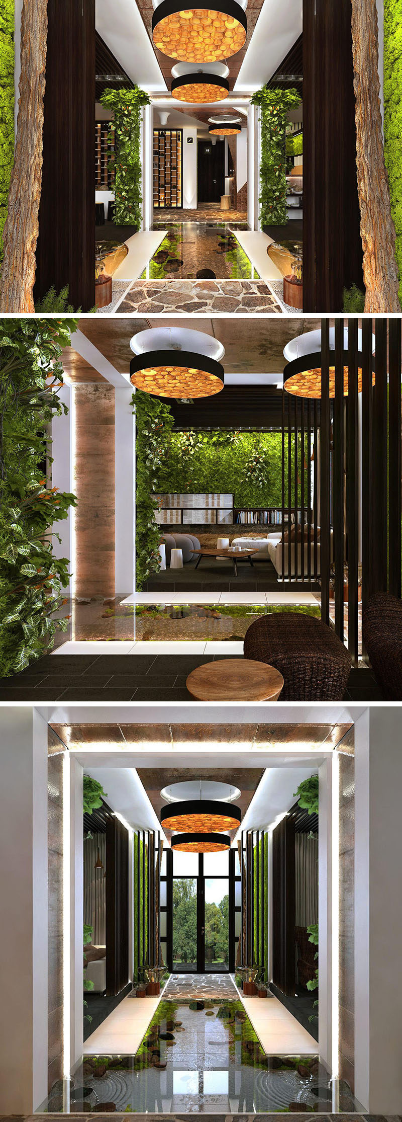 Let The Light Greet You: LZF Lobby Lighting - The importance of lighting in public spaces #Lighting #Lobby #InteriorDesign