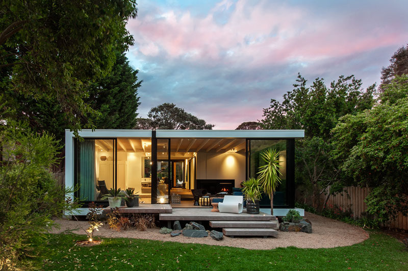 Tiny Home Designs: SJB Design A Small House In A Small Town In Australia