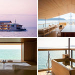 Yasube Horibe Has Designed The Guntû Floating Hotel In Japan