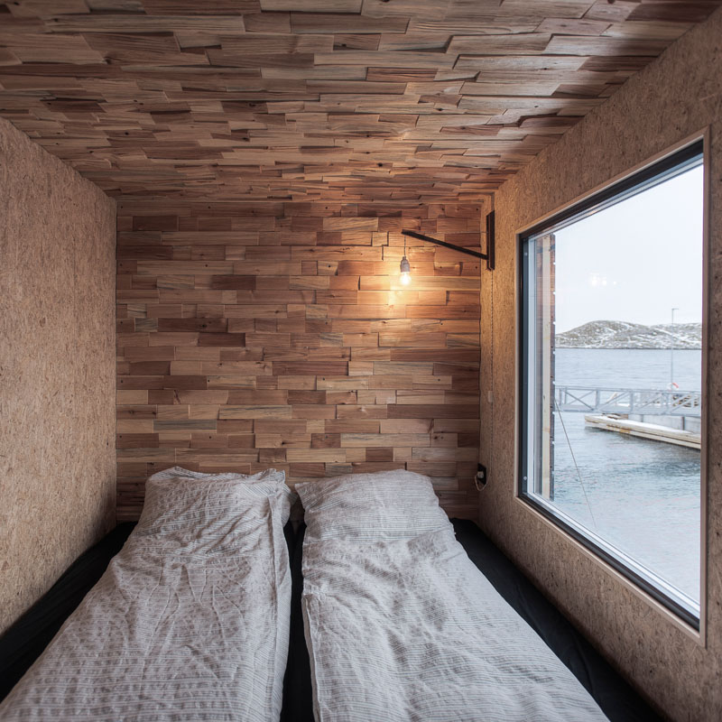 Modern Cabin Interior Design Norway 080118 1218 06 Contemporist