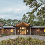 Samsel Architects Have Designed A New Home In North Carolina That's Full Of Contemporary Rustic Charm