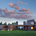 Carney Logan Burke Architects Have Designed A New Home In Rural Wyoming