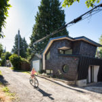 Campos Studio Have Designed A Shingle-Covered Laneway House In Vancouver