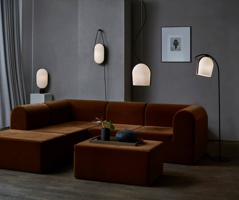 The ARC Lighting Collection Takes Inspiration From Architectural Extraordinary Lighting In Interior Design Collection