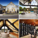 Bagnato Architects Converted A Timber Church Built In 1892 Into A Luxurious Contemporary Home