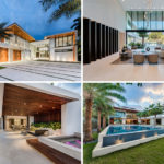 The Palm Island Residence By Choeff Levy Fischman Architecture + Design