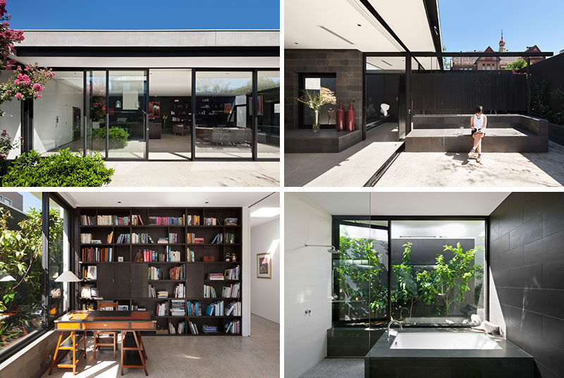 AM Architecture Have Designed A Modern House In Melbourne, Australia, That  Makes Use Of