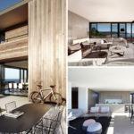 This Modern Cedar-Clad House Overlooks A Beach In Australia