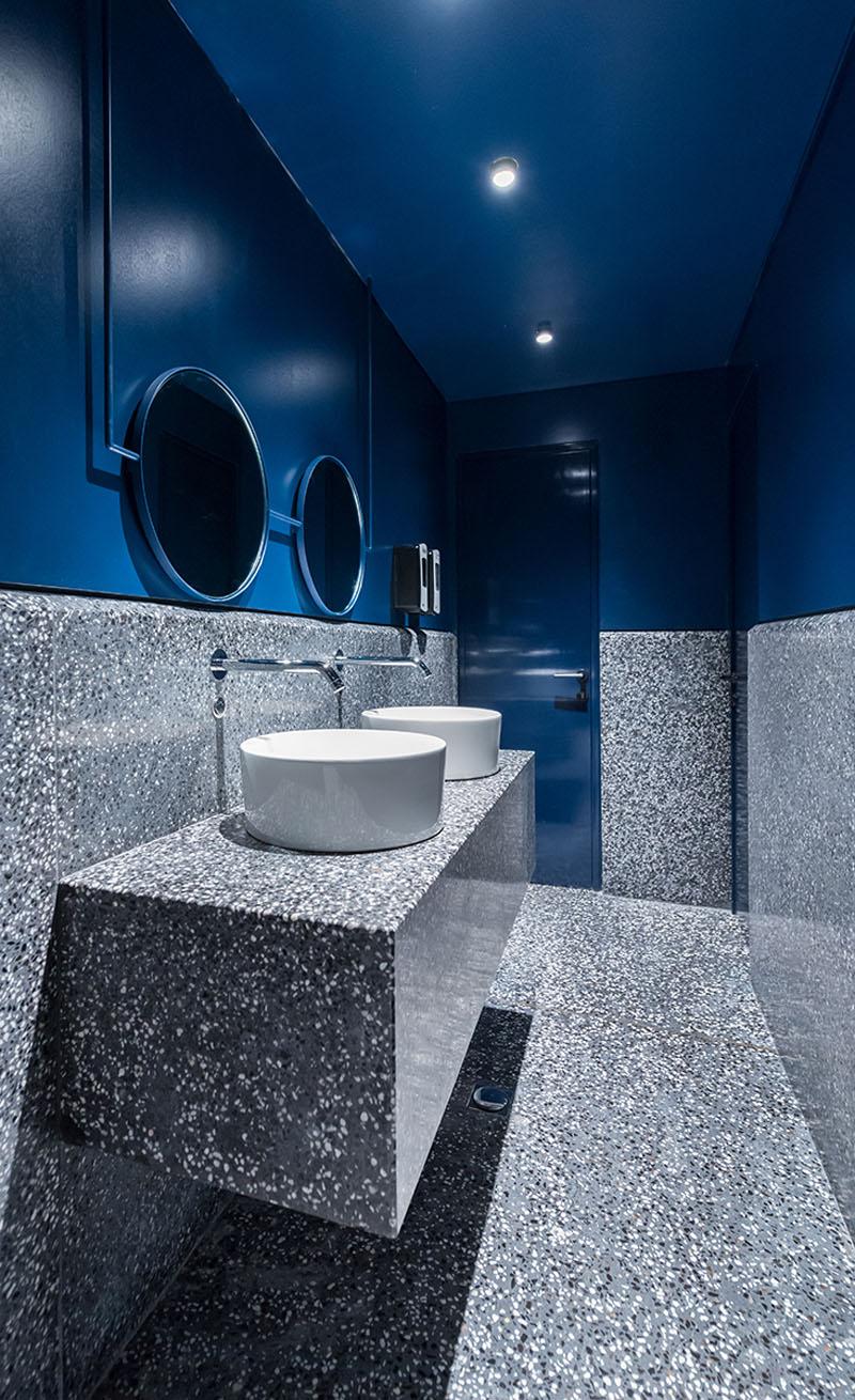 Restaurant Bathroom Design Shreenad Home