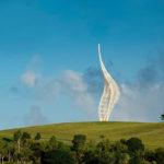 Gerry Judah Creates JACOB'S LADDER For New Zealand Sculpture Park