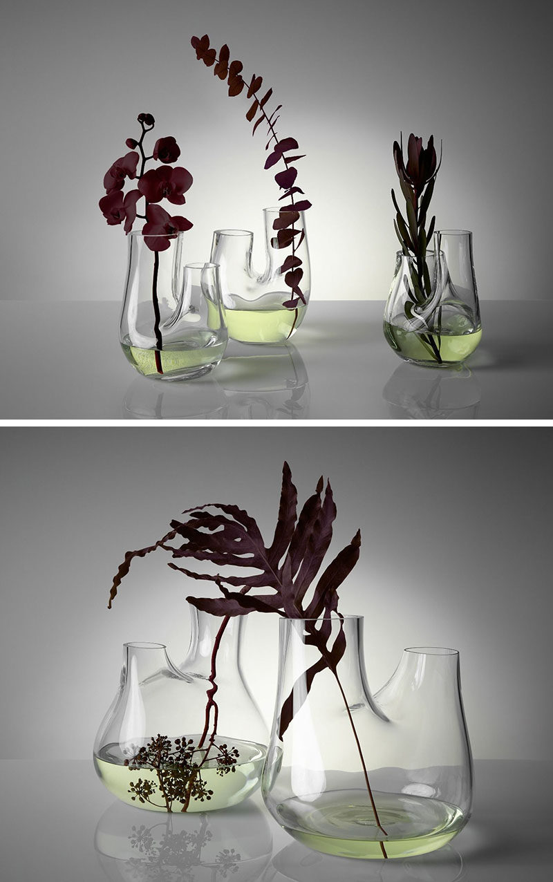 Plant By Tom Dixon Can Be Used As A Vase Or A Terrarium Contemporist