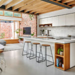A 100 Year Old Australian Worker's Cottage Was Given A New Life By Altereco Design