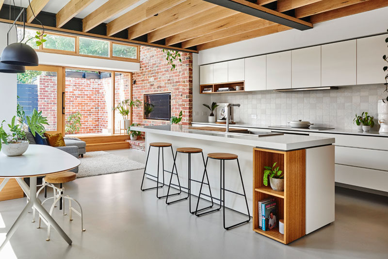 Altereco Design Completed The Renovation Of A Hundred Year Old Worker S Cottage In Yarraville