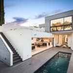 The West Hollywood Residence By AUX Architecture