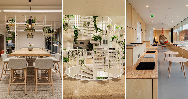 Interior design companydSign Vertti Kivi & Co., have recently completed newoffices for Reaktor, a design and technology company based in Helsinki, Finland.