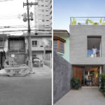 BEFORE and AFTER – The Pirajá House Transformation By Estudio BRA