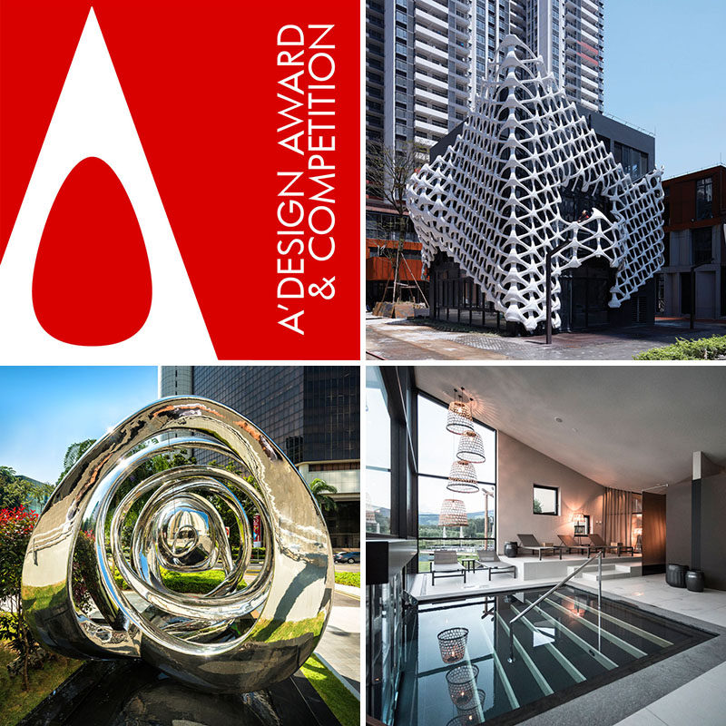 A' Design Awards & Competition - Winners 2017 #ADesignAward