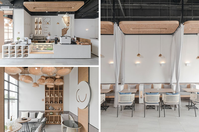 The Design Of This Cafe Was Inspired By Travels To Italy