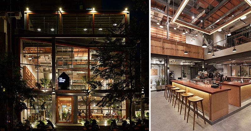 Contemporist The Coffee House Signature By Bo Design Construction Contemporary Designers Furniture Da Vinci Lifestyle