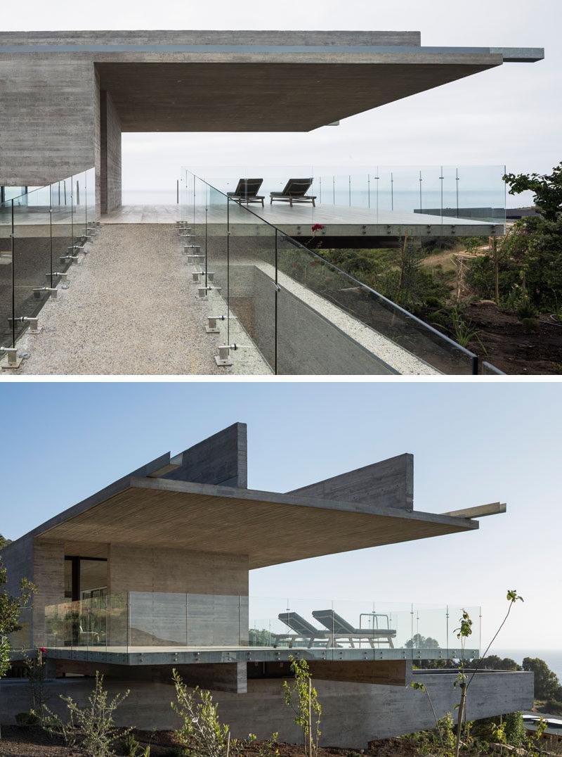 Felipe Assadi Arquitectos Have Designed A Concrete House
