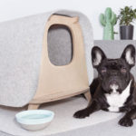Tim Defleur Has Designed The Wool Lodge, A Modern Piece Of Pet Furniture