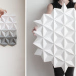 Kinga Kubowicz Has Created Moduuli, A Collection Of Geometric Origami Wall Art