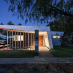 mishack. Have Designed A Modern Australian Home Inspired By The Kaufmann Desert House