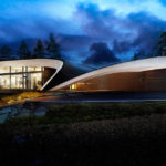 The Shape Of This House In Finland Was Inspired By The Design Of Planes And Boats