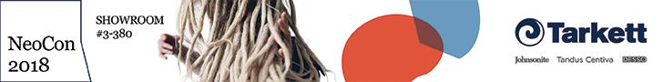 Neocon – 2018 – Start 18 May – Tarkett – Banner Group 3