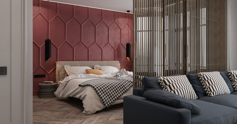 Feature Wall Bedroom Paint