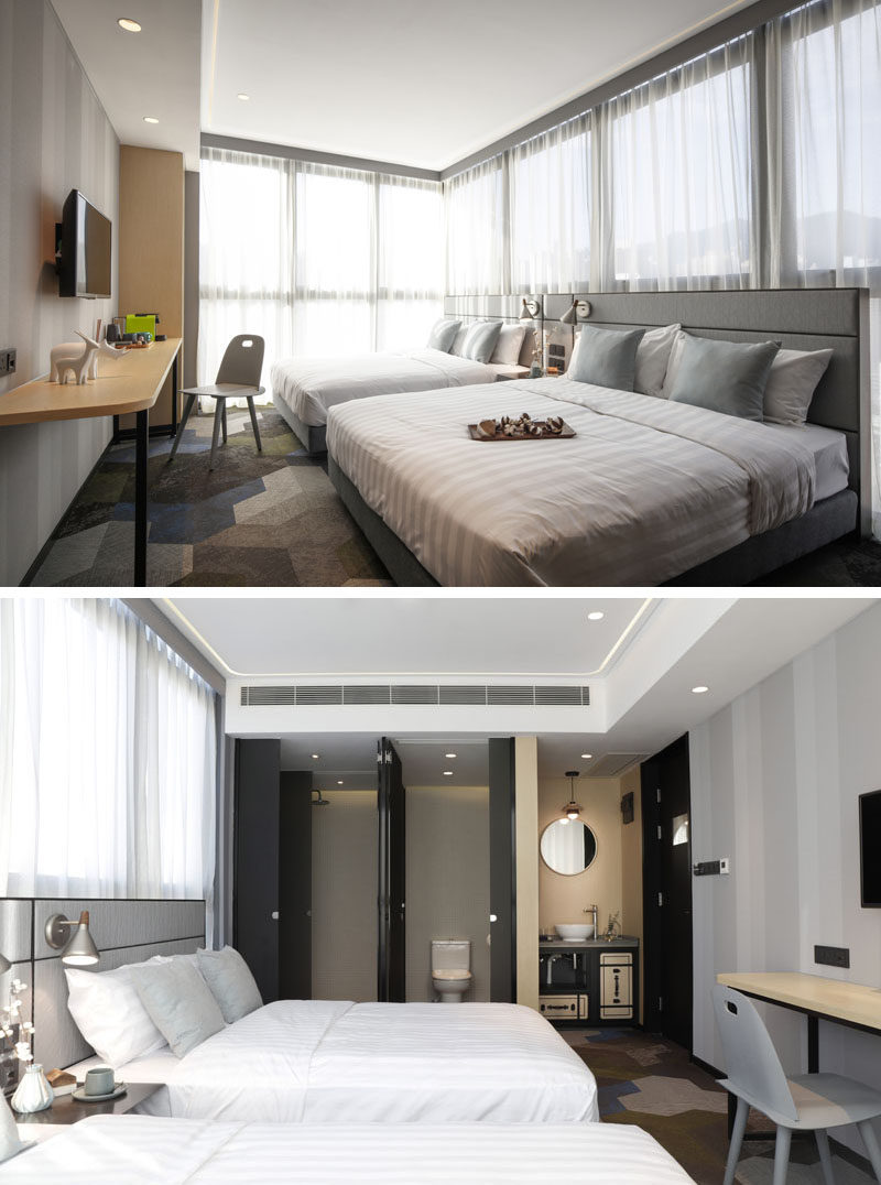 ARTTA Concept Studio Have Designed The Interiors Of Hotel