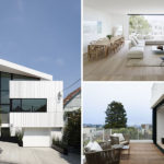 The Switchback House by Edmonds + Lee Architects