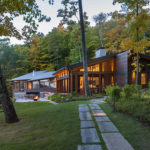 A Contemporary Family Retreat Designed For The Berkshire Mountains