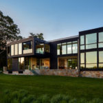 The South Harbor Residence by Blaze Makoid Architecture