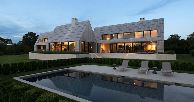 Georgica Cove Residence By Bates Masi + Architects