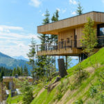 Viereck Architekten Have Designed A Collection Of Chalets In The Mountains Of Austria