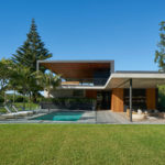This Modern House Design Makes Exterior Living A Priority
