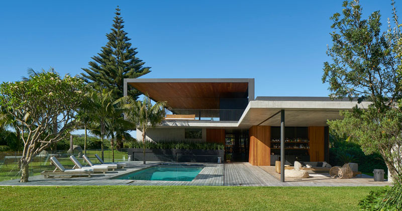 The Sunrise House by MCK Architecture & Interiors