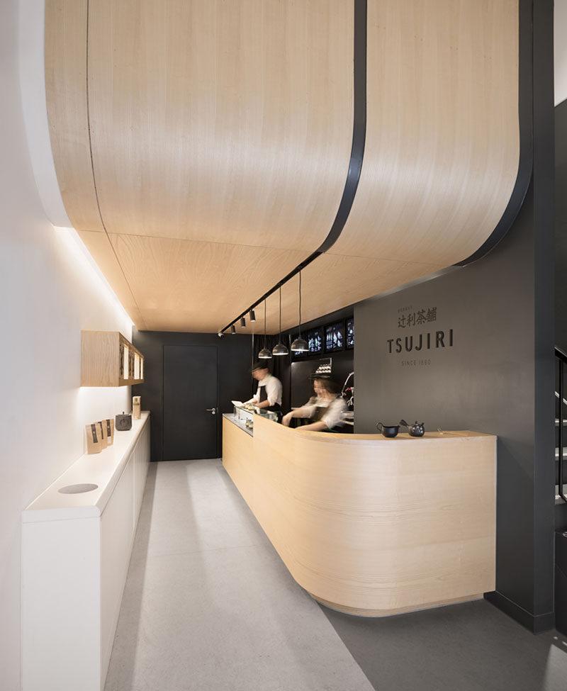 Mim Studios Have Designed The Tsujiri London Japanese Tea House