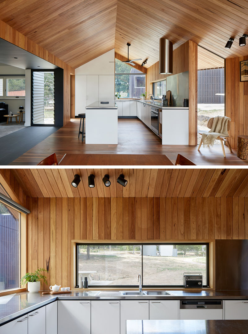 The angular design of the kitchen: the pros and cons 12