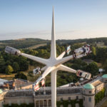 The 2018 Goodwood Festival Of Speed Sculpture By Gerry Judah