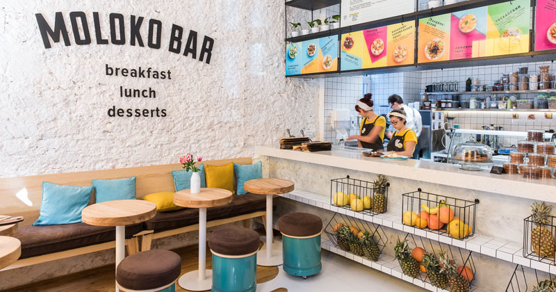 Jk Lab Architects Have Designed A New Cafe In Ukraine