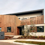 STAR Architecture Have Designed A Home With A Wood Screen Facade