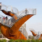 Michel de Broin Has Created 'Dendrites', A Public Art Sculpture In Montreal