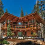 The Overland Trail Cabin by BCV Architecture + Interiors